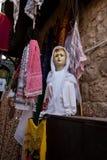 Jerusalem old city streets Royalty Free Stock Photo