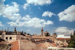 Jerusalem Old City Royalty Free Stock Photo