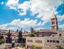 Jerusalem Old City Stock Photography