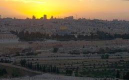 Jerusalem Old City Stock Images