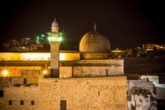 Jerusalem old city, western wall Stock Photography