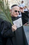 Jerusalem Palm sunday Stock Photography