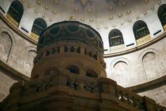 Jerusalem panorama- taksikt arkivfoto