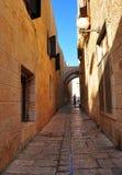 Jerusalem passage. Royalty Free Stock Image