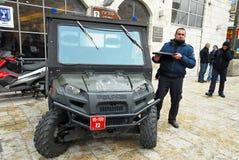 Jerusalem police Stock Photos
