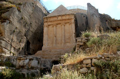 Jerusalem Ruins Stock Image