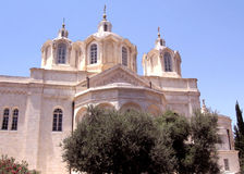 Jerusalem Russian Holy Trinity Church 2007 Royalty Free Stock Images