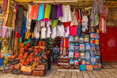 Jerusalem Small Shop Royalty Free Stock Images