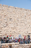Jerusalem Solidarity March Royalty Free Stock Photos