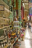 Jerusalem Souvenirs Shop, Israel. Royalty Free Stock Photography