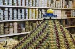 Jerusalem Spices Stock Photography