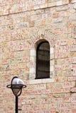 Jerusalem-Stein Lizenzfreies Stockbild