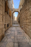 Jerusalem Street Royalty Free Stock Photography