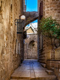 Jerusalem street Royalty Free Stock Image