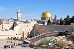 jerusalem symboler Arkivbild