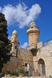 Jerusalem, Tower of David Royalty Free Stock Photo