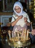 jerusalem vallfärdar Royaltyfri Foto