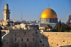 Jerusalem velho. Fotografia de Stock Royalty Free