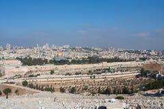 Jerusalem view Royalty Free Stock Photography