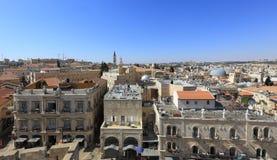 Jerusalem. View of Jerusalem, day, Israel Royalty Free Stock Images