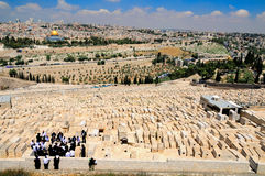 Jerusalem view. Stock Images