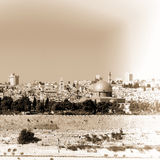 Jerusalem Stock Image