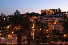Jerusalem. View of Old Jerusalem, Israel Stock Photo