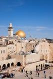 Jerusalem Wailing Wall Royalty Free Stock Image
