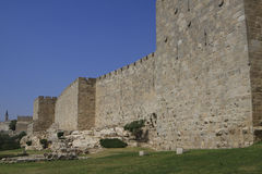 Jerusalem wall Royalty Free Stock Photography