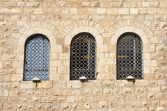 Jerusalem wall Stock Photography