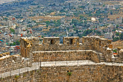 Jerusalem from the Walls Royalty Free Stock Image