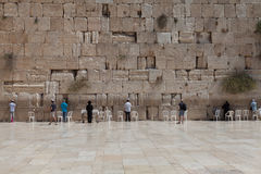 Jerusalem - Western Wall Stock Photo