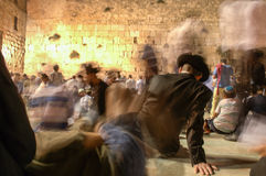 Jerusalem- Western Wall Royalty Free Stock Photo