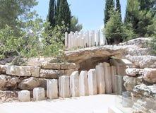 Jerusalem Yad Vashem 2007 Stock Image