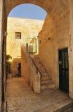 Jerusalem yard. Stock Photography