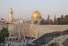 Jerusalen教会 库存图片