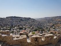 Jerusalim Fotografía de archivo libre de regalías