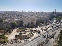 Jerusalim stock image