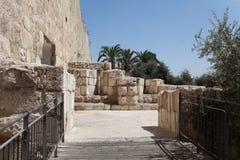 jerusalén Israel Fotografía de archivo libre de regalías