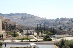 Jeruzalem стоковое изображение rf
