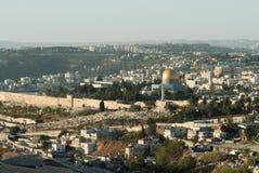 Jeruzalem Stock Fotografie