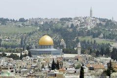 Jeruzalem Stock Afbeeldingen
