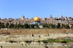 Jeruzalem, Oude Stad Royalty-vrije Stock Fotografie