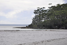 Jervis Bay National Park beach Royalty Free Stock Photography