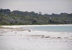 Jervis Bay National Park beach Stock Photos