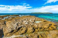 Jervis Bay New South Wales Arkivbilder