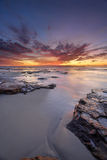 Jervis Bay Sunrise Australia Stock Photography