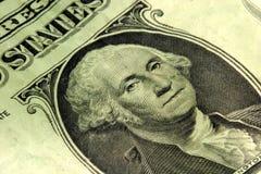 jerzego Waszyngtona zdjęcie royalty free