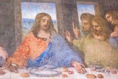 Jesús con Thomas James y Philip Fotos de archivo libres de regalías