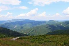 Jeseniky mountains (czech republic) Royalty Free Stock Photography